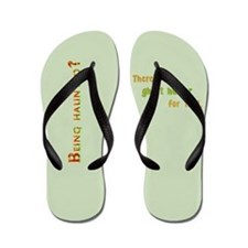 Being Haunted? Ghost Hunter App Flip Flops