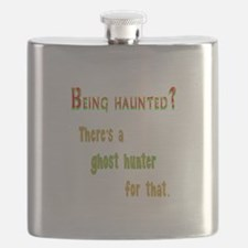 Being Haunted? Ghost Hunter App Flask