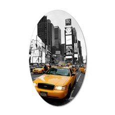 New York Times Square-Pro Ph Wall Decal