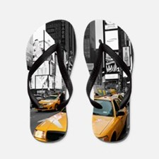 New York Times Square-Pro Photo Flip Flops