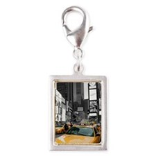 New York Yellow Cab Charms