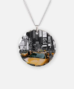 New York Times Square-Pro Ph Necklace