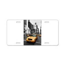 New York Times Square-Pro P Aluminum License Plate