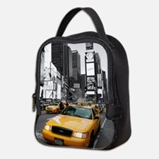 New York Times Square-Pro Photo Neoprene Lunch Bag
