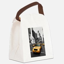 New York Times Square-Pro Photo Canvas Lunch Bag
