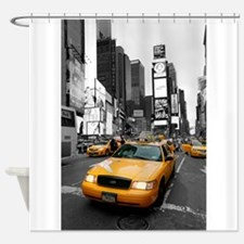 New York Times Square-Pro Photo Shower Curtain