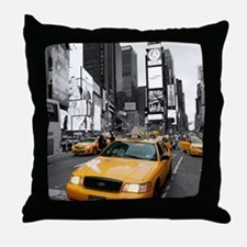 New York Times Square-Pro Photo Throw Pillow
