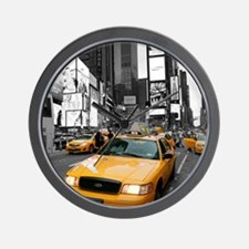 New York Times Square-Pro Photo Wall Clock