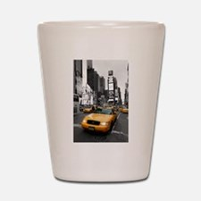 New York Times Square-Pro Photo Shot Glass