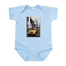 New York Times Square-Pro Photo Infant Bodysuit