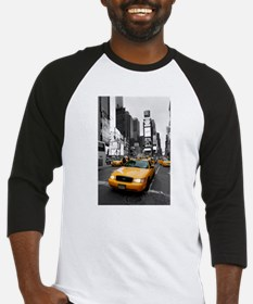 New York Times Square-Pro Photo Baseball Jersey