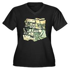 Dont Tread On Me Plus Size T-Shirt