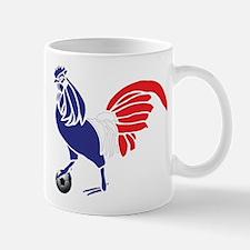 France Le Coq Flag Mug