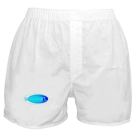 Watergirl Boxer Shorts