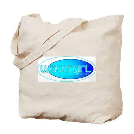 Watergirl Tote Bag