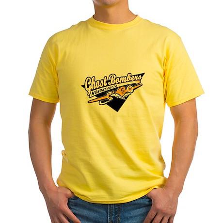 Monongahela Ghost Bombers Yellow T-Shirt