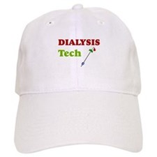 Dialysis Tech A Baseball Baseball Cap