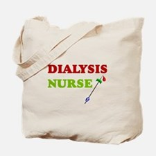 Dialysis nurse A Tote Bag
