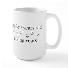 50 dog years 4-2 Mug