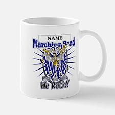 Marching Band Rocks(Blue) Mug