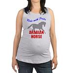 rwp-arabian-horse.tif Maternity Tank Top