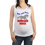 rwp-mountain-horse.tif Maternity Tank Top