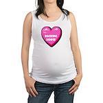 racking-horse-FIN.tif Maternity Tank Top