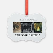 Carlsbad Caverns Americasbesthist Ornament
