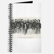 Sherman and his generals - 1865 Journal