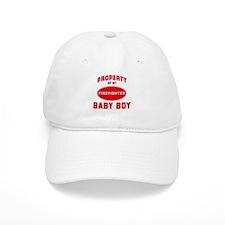 BABY BOY Firefighter-Property Baseball Cap