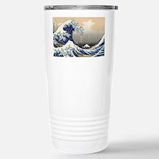 The Great Wave of Kanagawa Thermos Mug