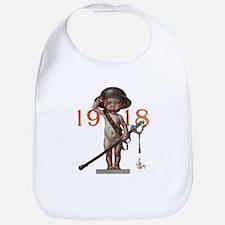Baby New Year: 1918 Bib