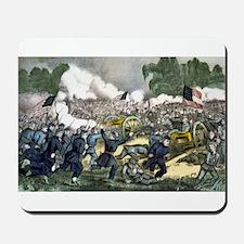 The battle of Gettysburg, Pa - 1863 Mousepad