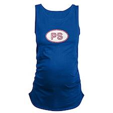 PS Pink Maternity Tank Top