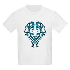 Twin Manaia Kids T-Shirt