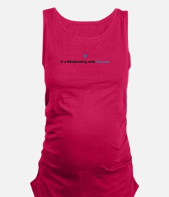 Terrence Relationship Maternity Tank Top
