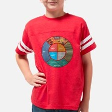 elements2 Youth Football Shirt