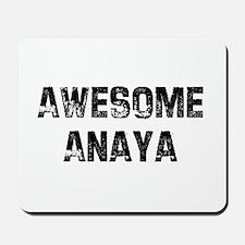 Awesome Anaya Mousepad