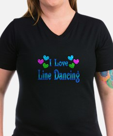I Love Line Dancing Shirt