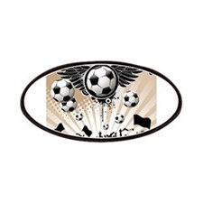 Decorative - Soccer - Football Patches
