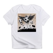 Decorative - Soccer - Football Infant T-Shirt