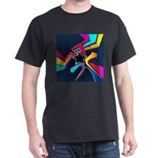 Decorative - Colorful - Graffiti T-Shirt