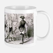 The capture of Andre - 1876 Mug