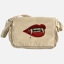 Vampire Messenger Bag