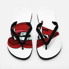 Vampire Flip Flops
