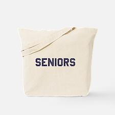 Seniors 77 Tote Bag
