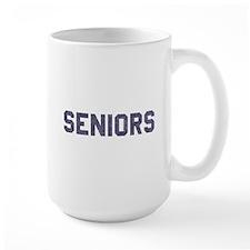 Seniors 77 Mug