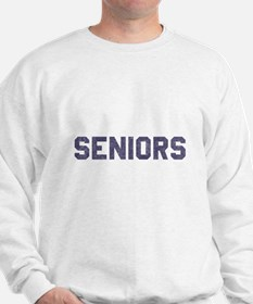 Seniors 77 Sweatshirt