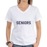 Dazed and confused seniors Womens V-Neck T-shirts