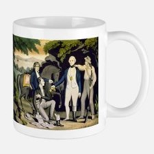 The Capture of Andre 1780 - 1845 Mug